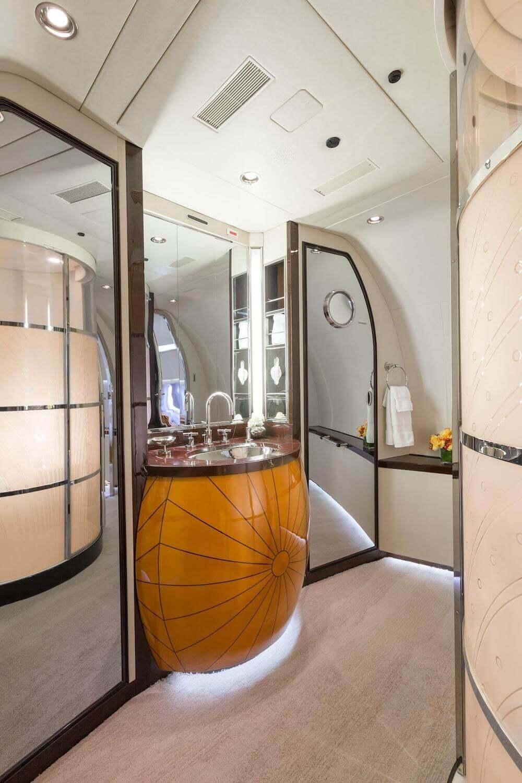 Silver Air jet banyo