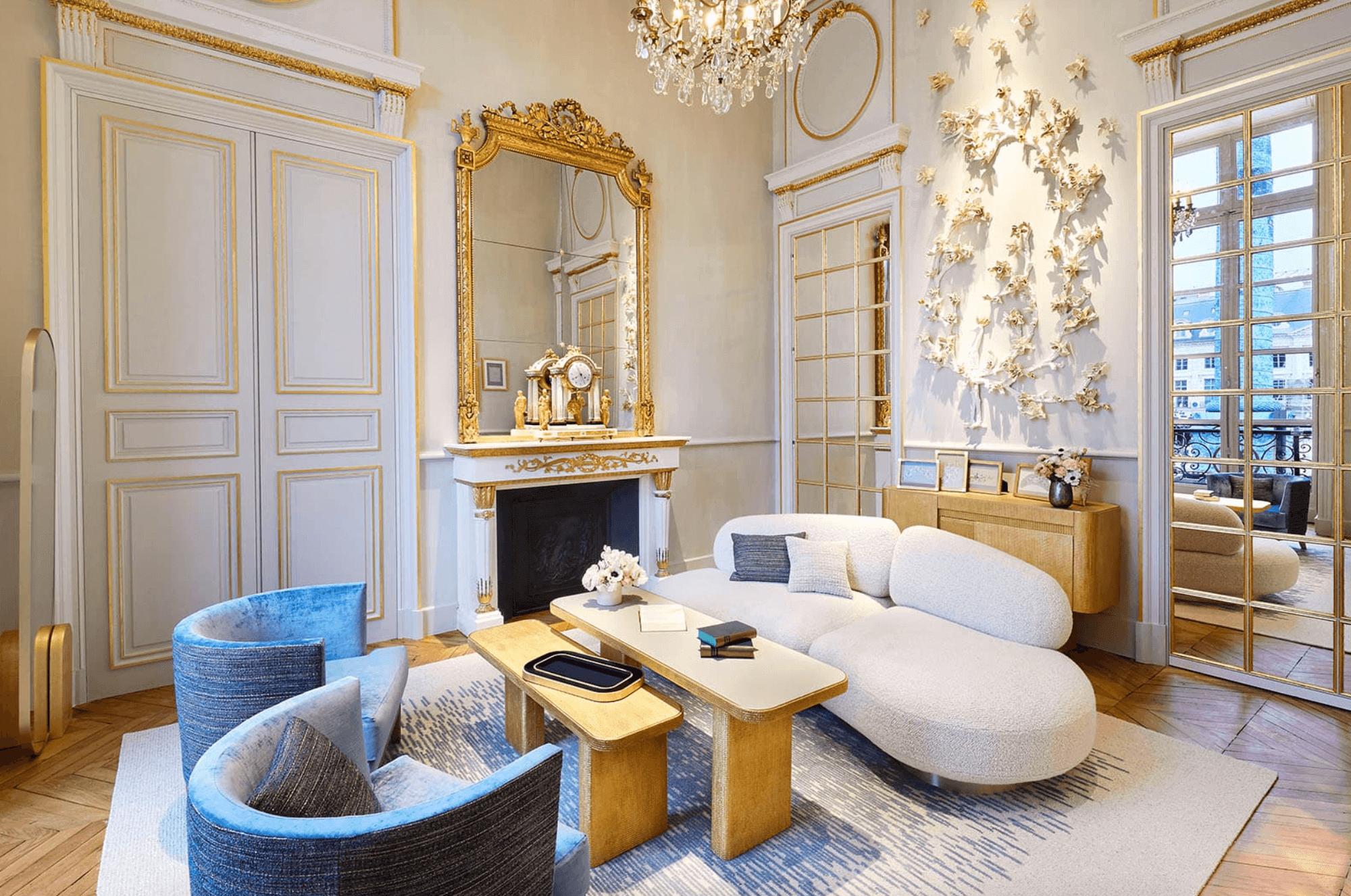 Chaumet mücevher mağaza tasarımı
