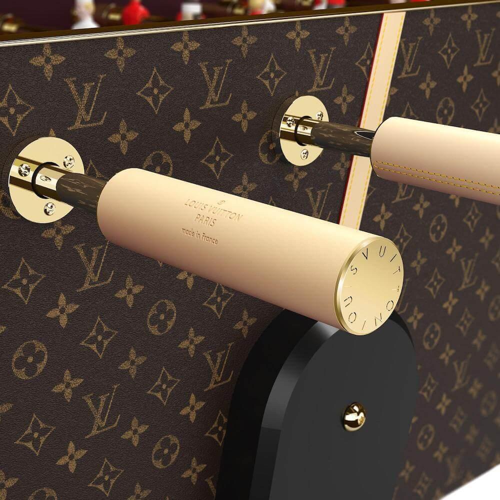 Louis Vuitton langırt masası tasarım