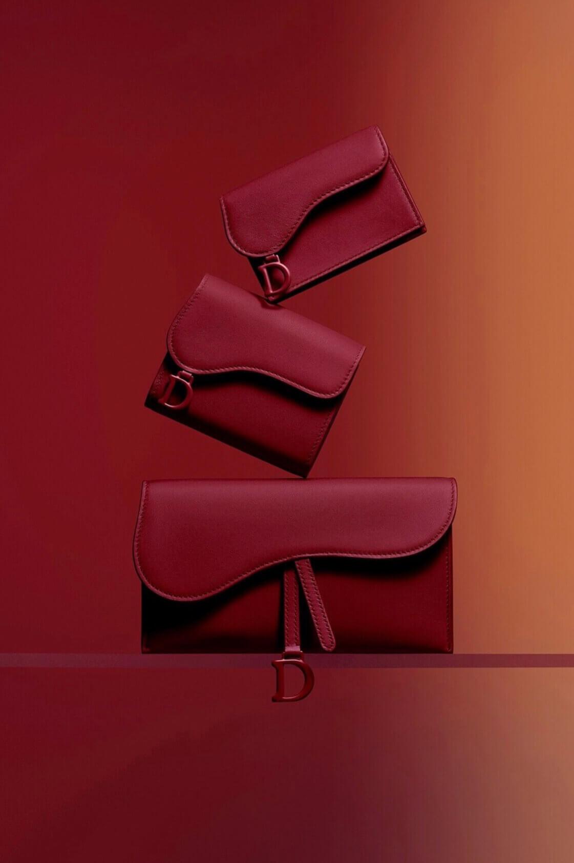 dior ultra matte kırmızı çanta