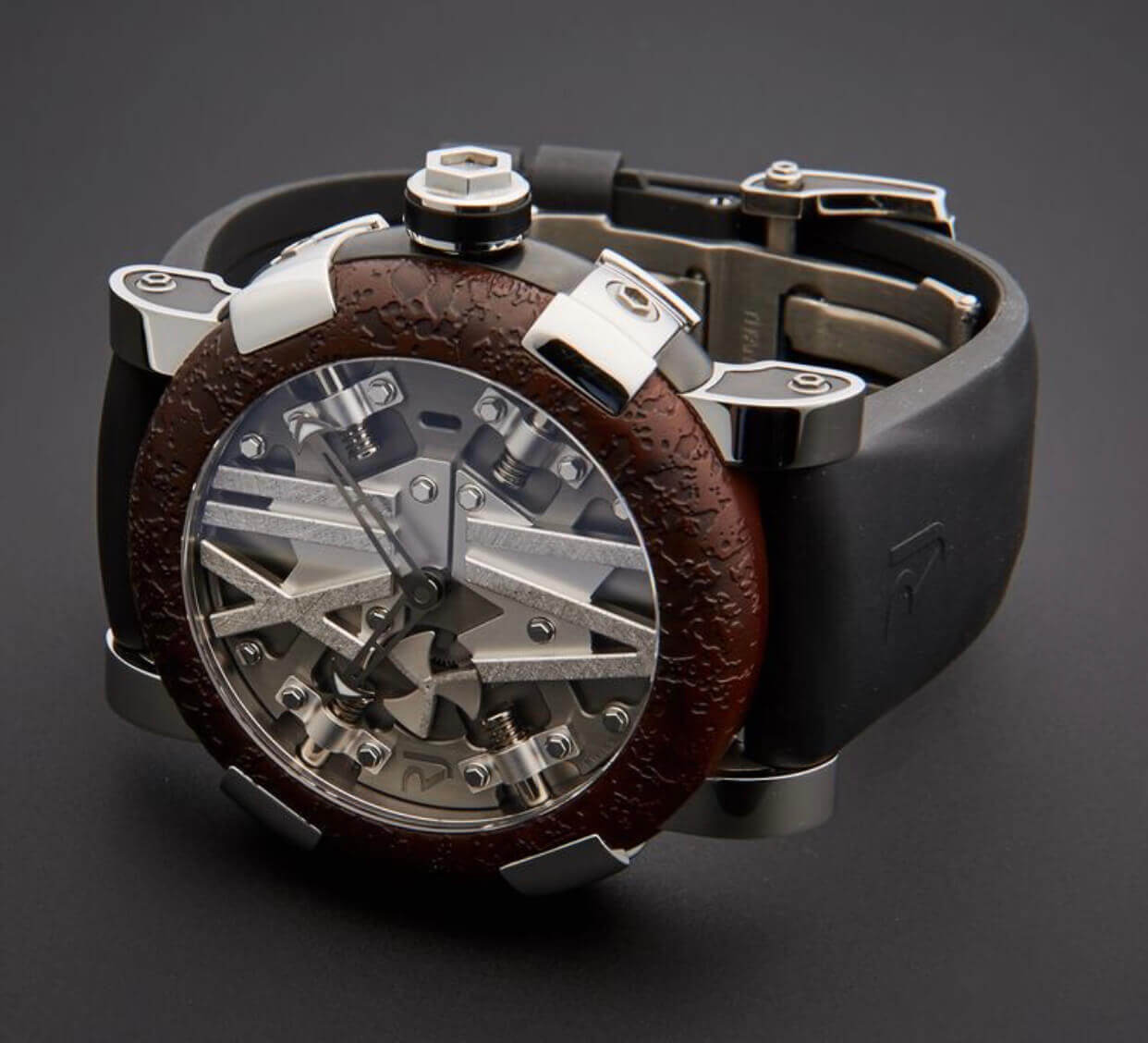 ttitanik dna romain jerome