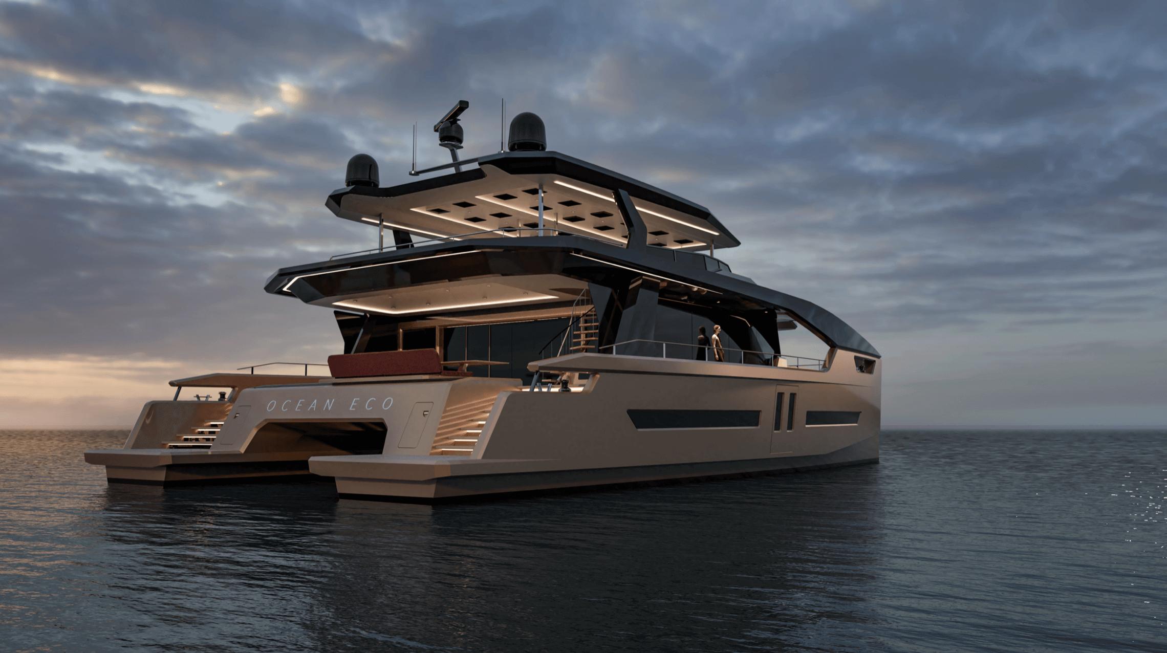 elektrikli alva yacht foto
