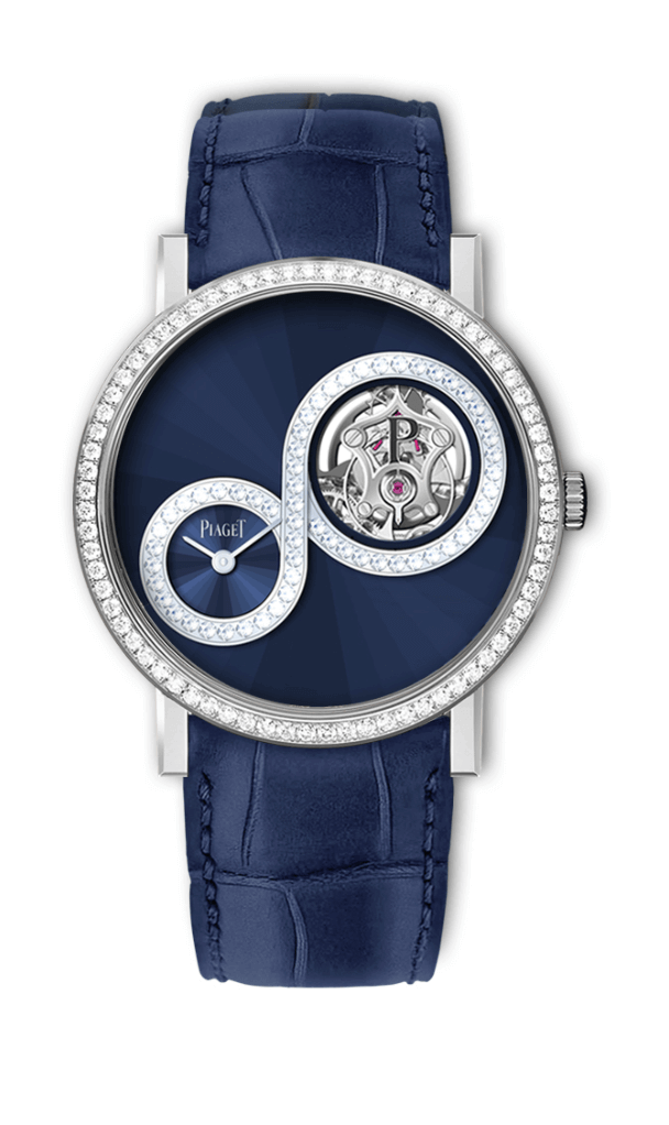 Piaget Altiplano Tourbillon Infinite Blue Limited Edition görseller