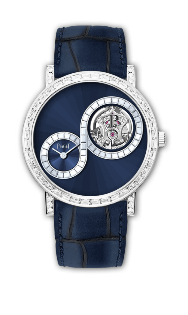 Piaget Altiplano Tourbillon Infinite Blue Limited Edition fotoğraf
