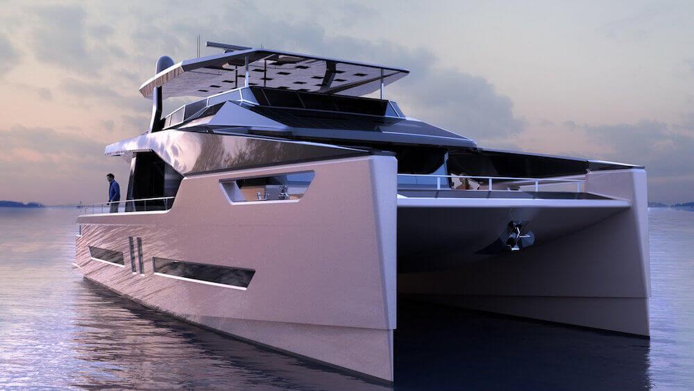elektrikli alva yacht yazıları