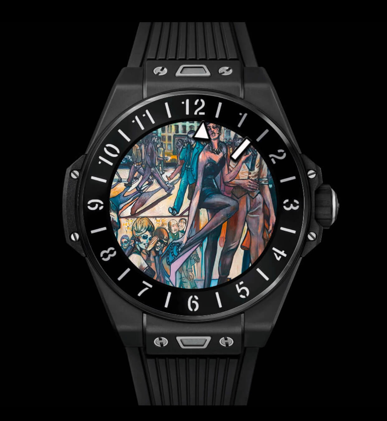 hublot smart big bang e