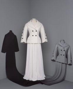 dior 2020 haute couture beyaz