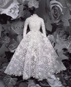 dior gelinlik 2020 haute couture