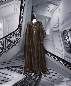 dior haute couture elbise