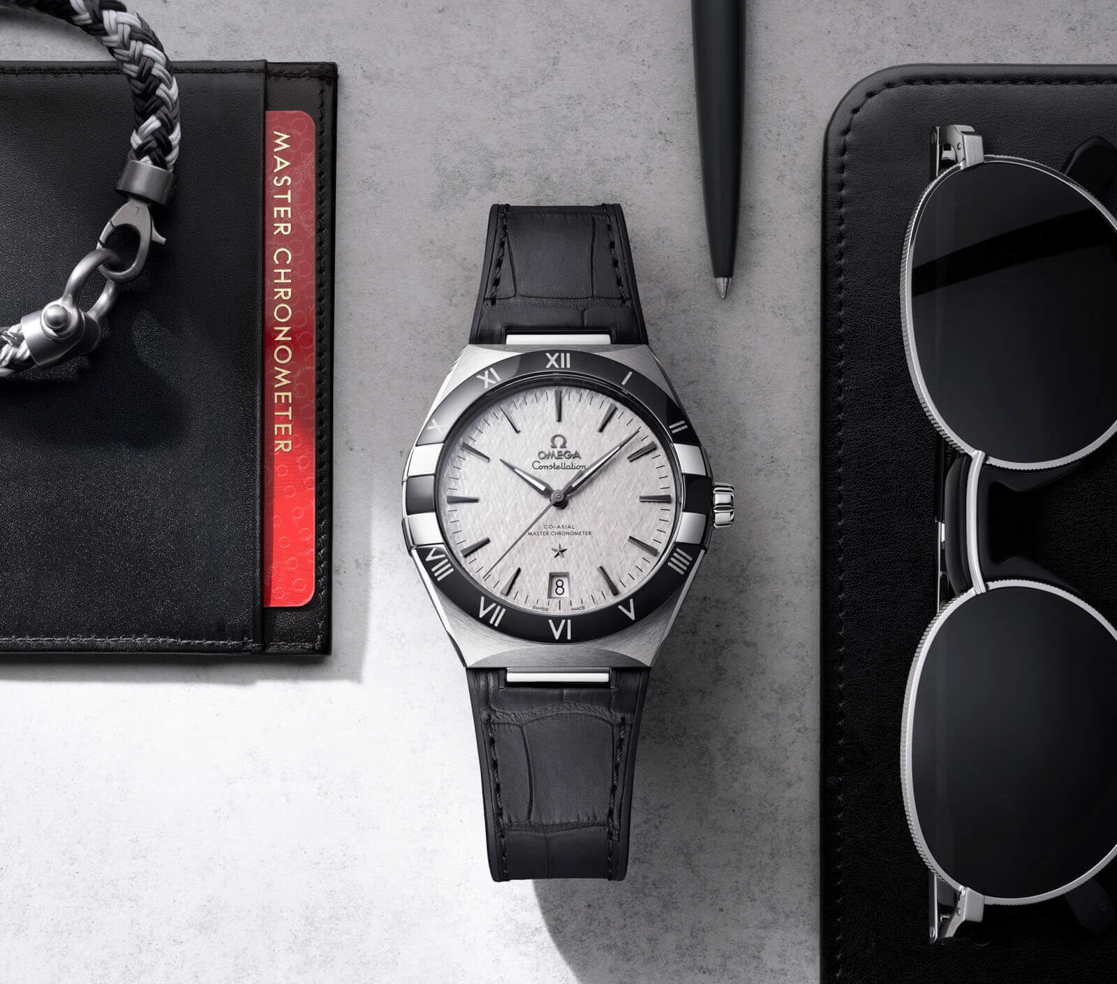 Omega Constellation Gents bilgiler