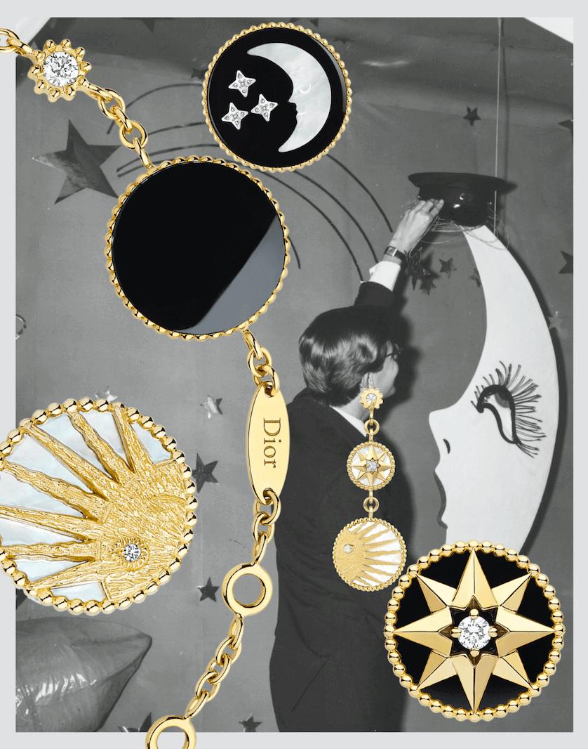dior Rose des Vents mücevher koleksiyon görsel