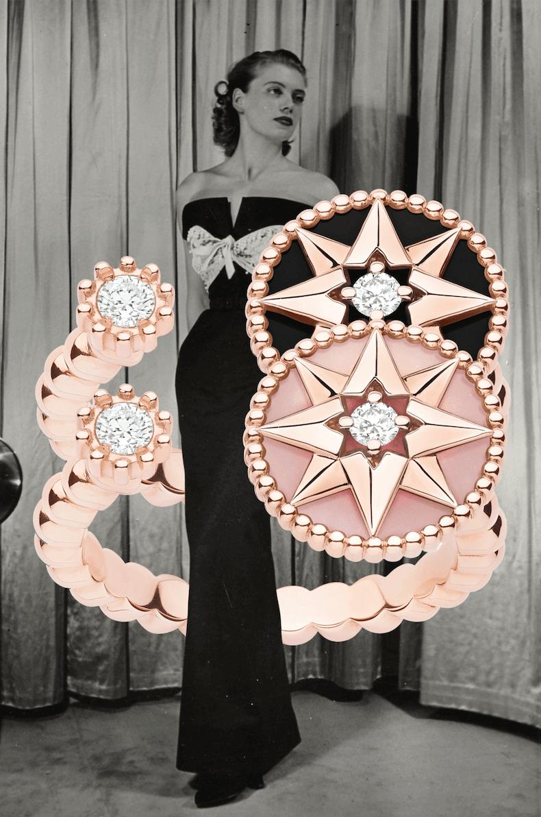 dior Rose des Vents mücevher koleksiyon bilgiler