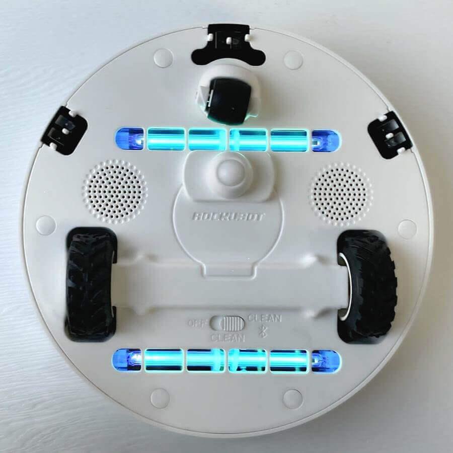 rockubot strelize eden robot teknik bilgi