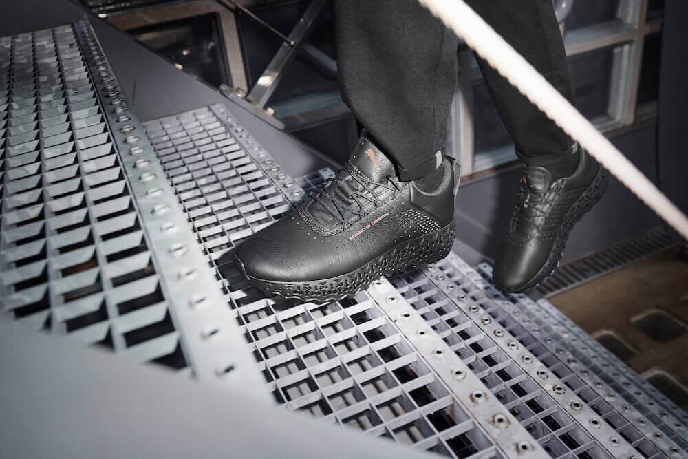 puma ve porsche design ayakkabı ortaklığı
