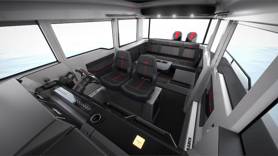 Brabus Shadow 900 XC Cross Cabin görseller