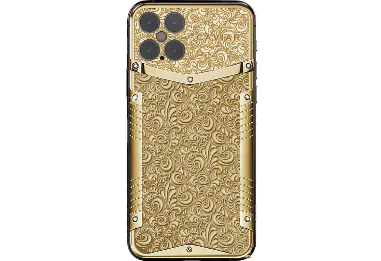 caviar iphone 12 pro telefon bilgi