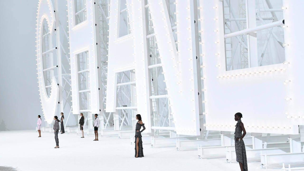 paris fashion week chanel haber