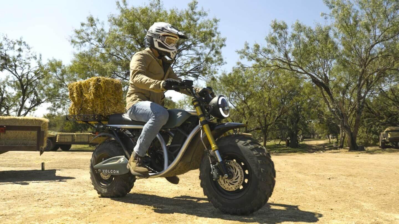 volcon grunt motorsiklet görsel