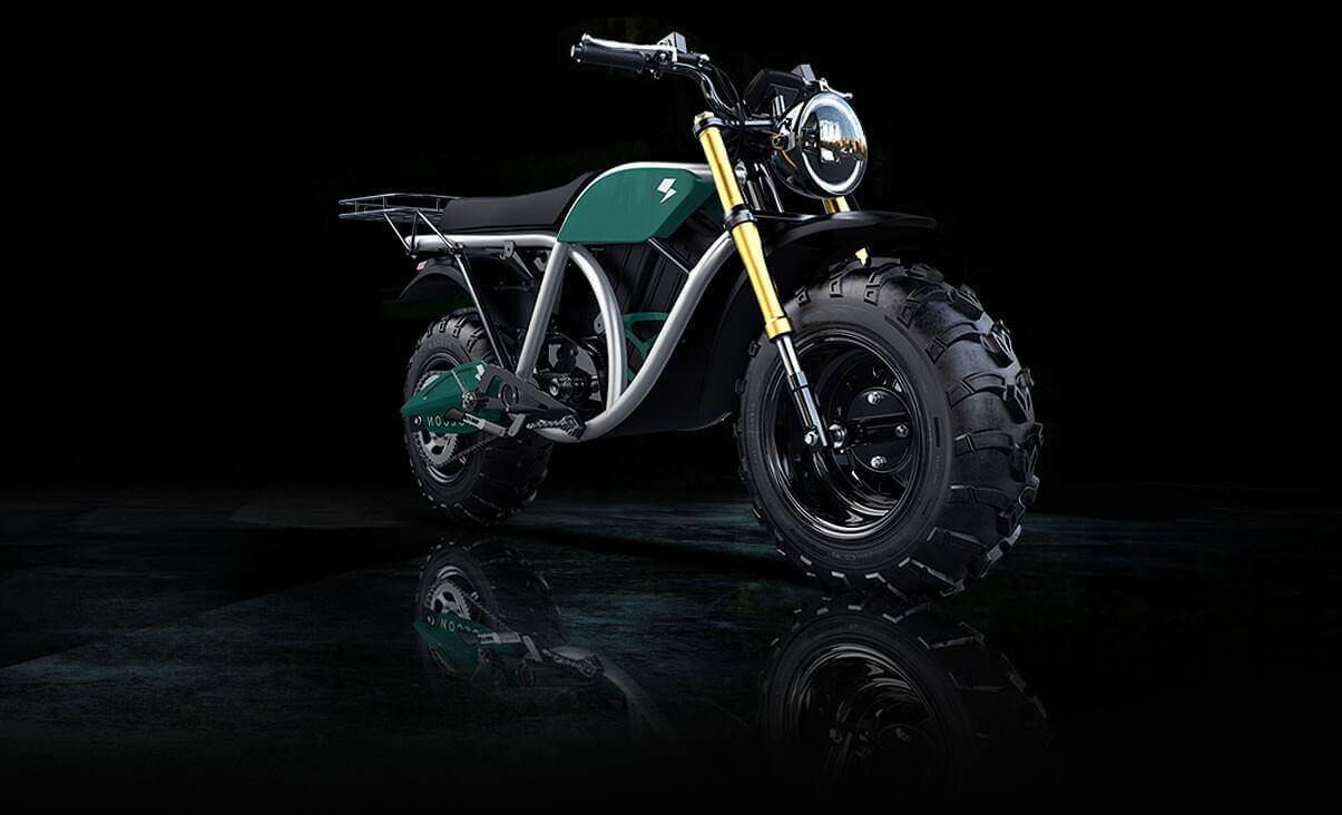 volcon grunt motorsiklet foto
