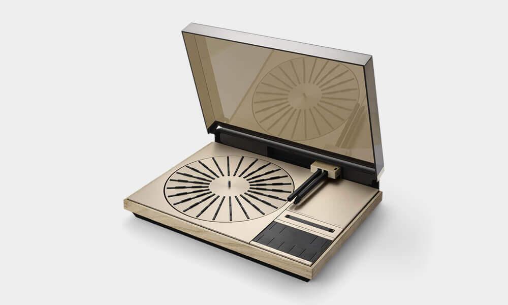 bang & olufsen Beogram 4000c Recreatedl limited edition pikap hakkında bilgiler