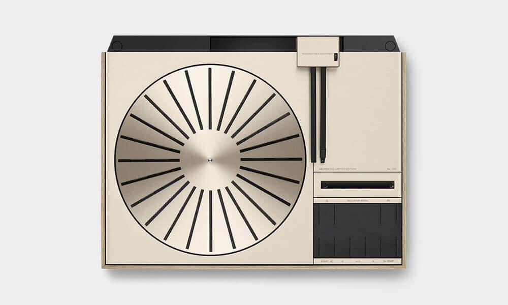 bang & olufsen Beogram 4000c Recreatedl limited edition pikap bilgi