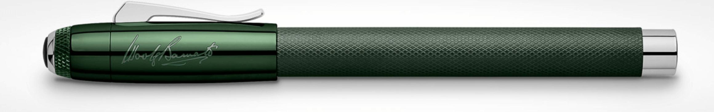 """Bentley """"Limited Edition Barnato"""" ile Graf von Faber-Castell tasarım"""