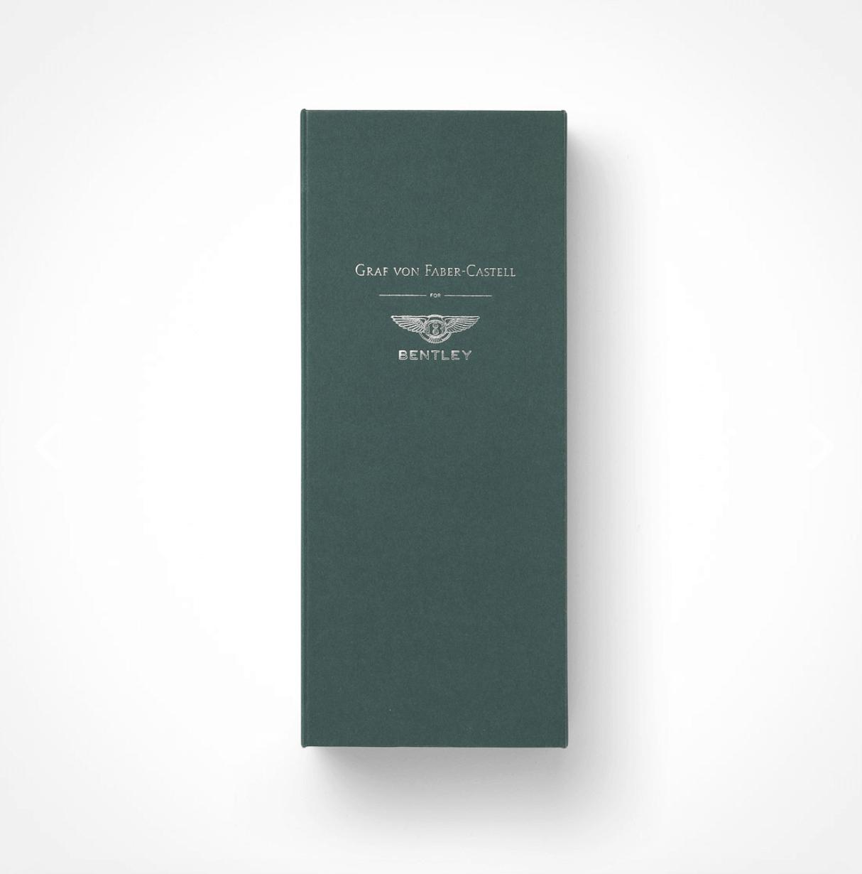 """Bentley """"Limited Edition Barnato"""" ile Graf von Faber-Castell görsel"""