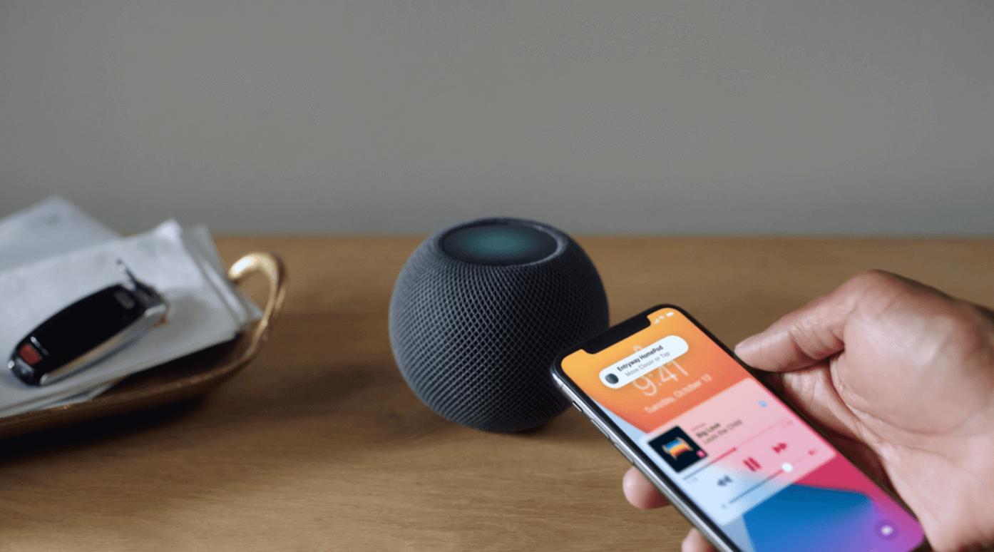apple homepod mini bilgi