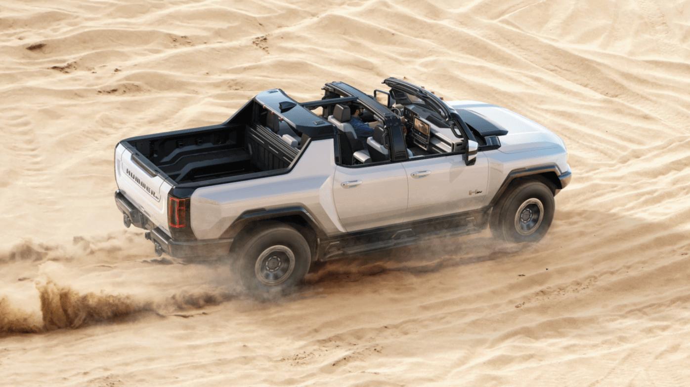 Hummer EV Edition 1 tasarım