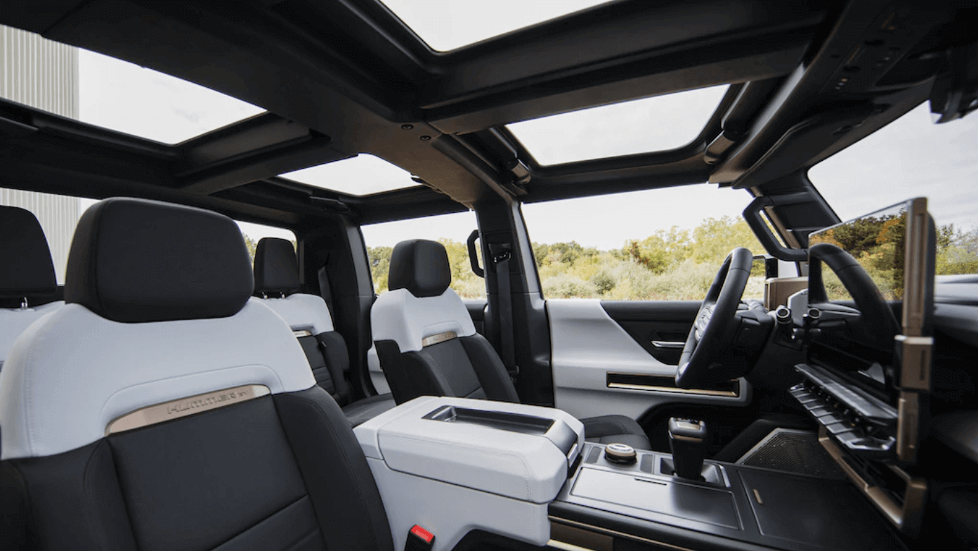 Hummer EV Edition 1 görsel