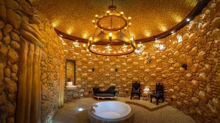 cadılar bayramı temalı otel odaları haber
