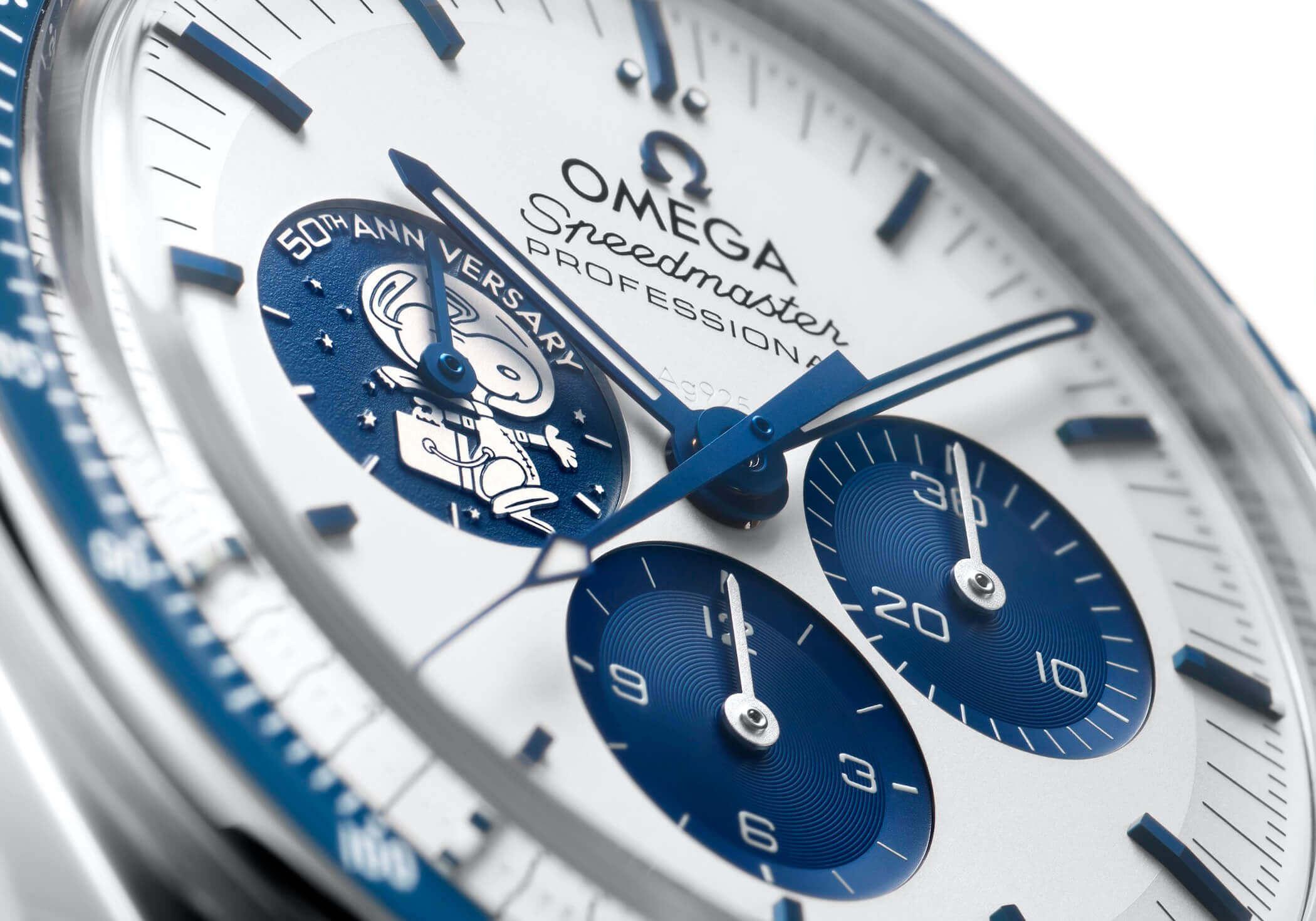 omega silver snoppy hakkında bilgi