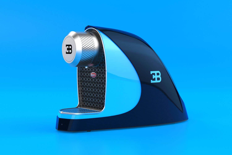 Bugatti Etiron kahve makinesi bilgi
