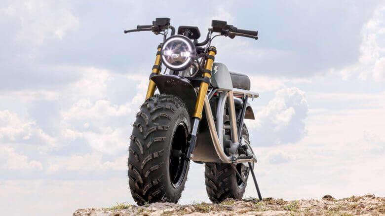 volcon grunt motorsiklet bilgi