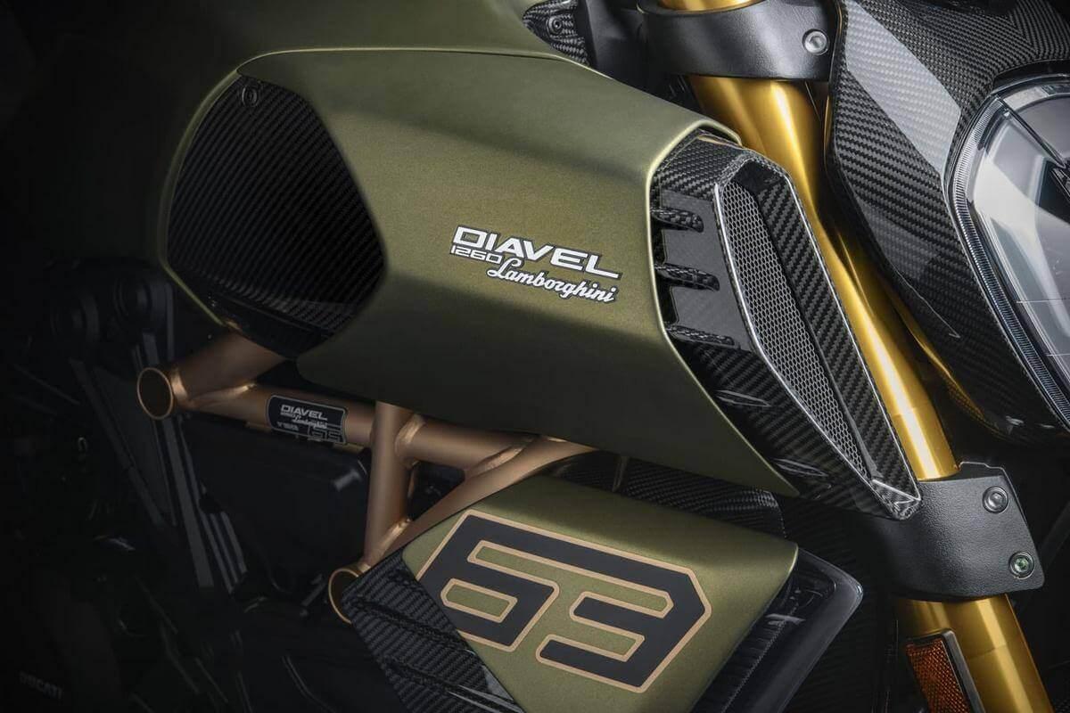 Ducati Diavel 1260 lamborghini hakkında bilgiler