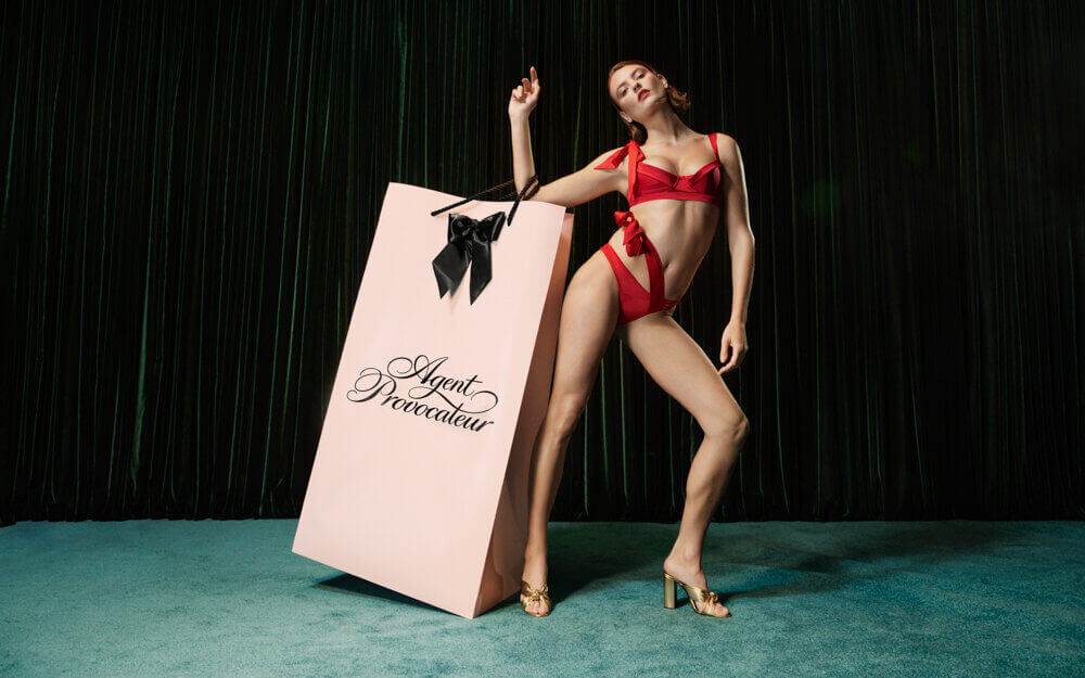 Agent Provocateur All Wrapped Up bilgi