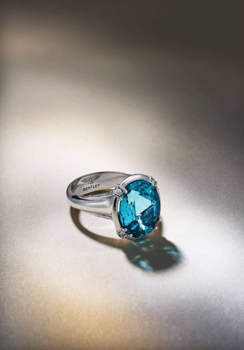 bentley mücevher koleksiyonu foto