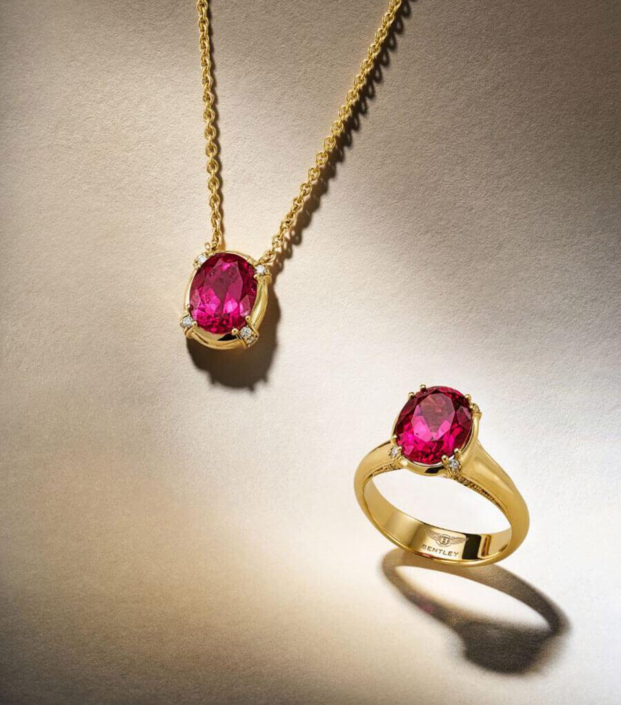bentley mücevher koleksiyonu görsel
