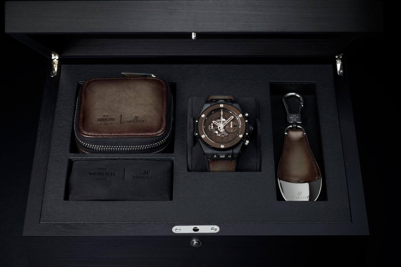 Hublot Big Bang Unico Berluti Cold Brown blog haber