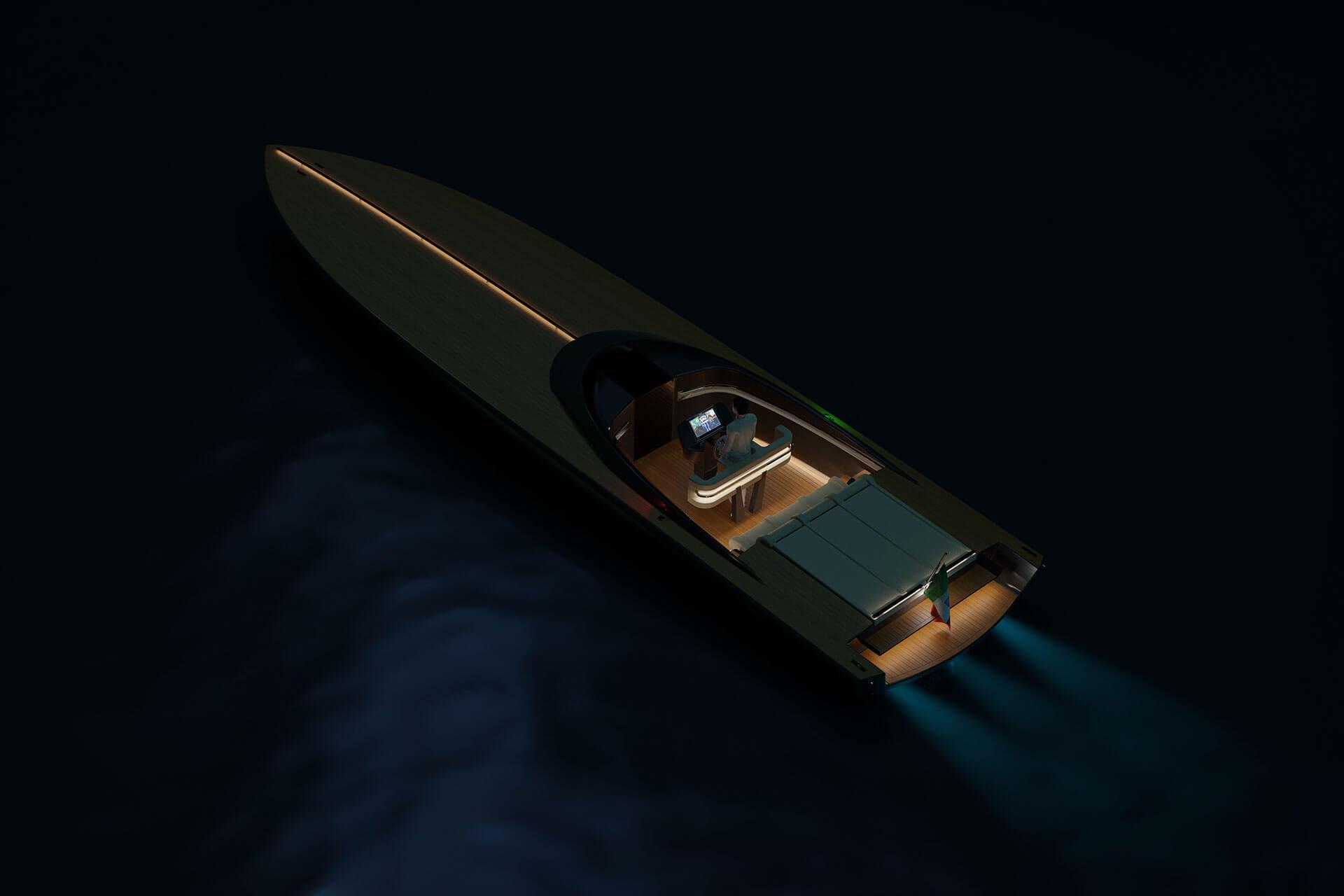 G-Fifty speedboat bilgi