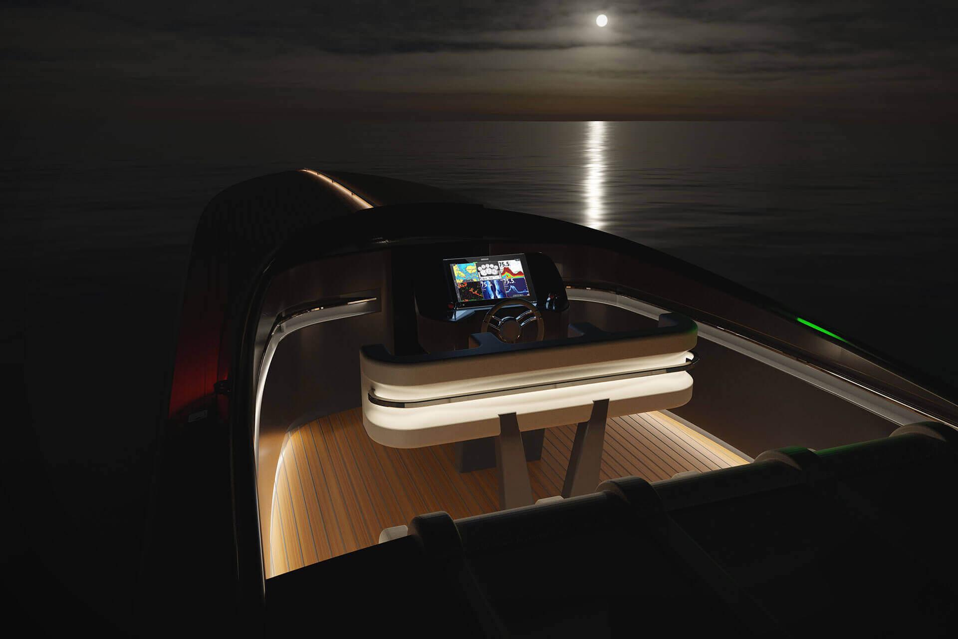 G-Fifty speedboat foto