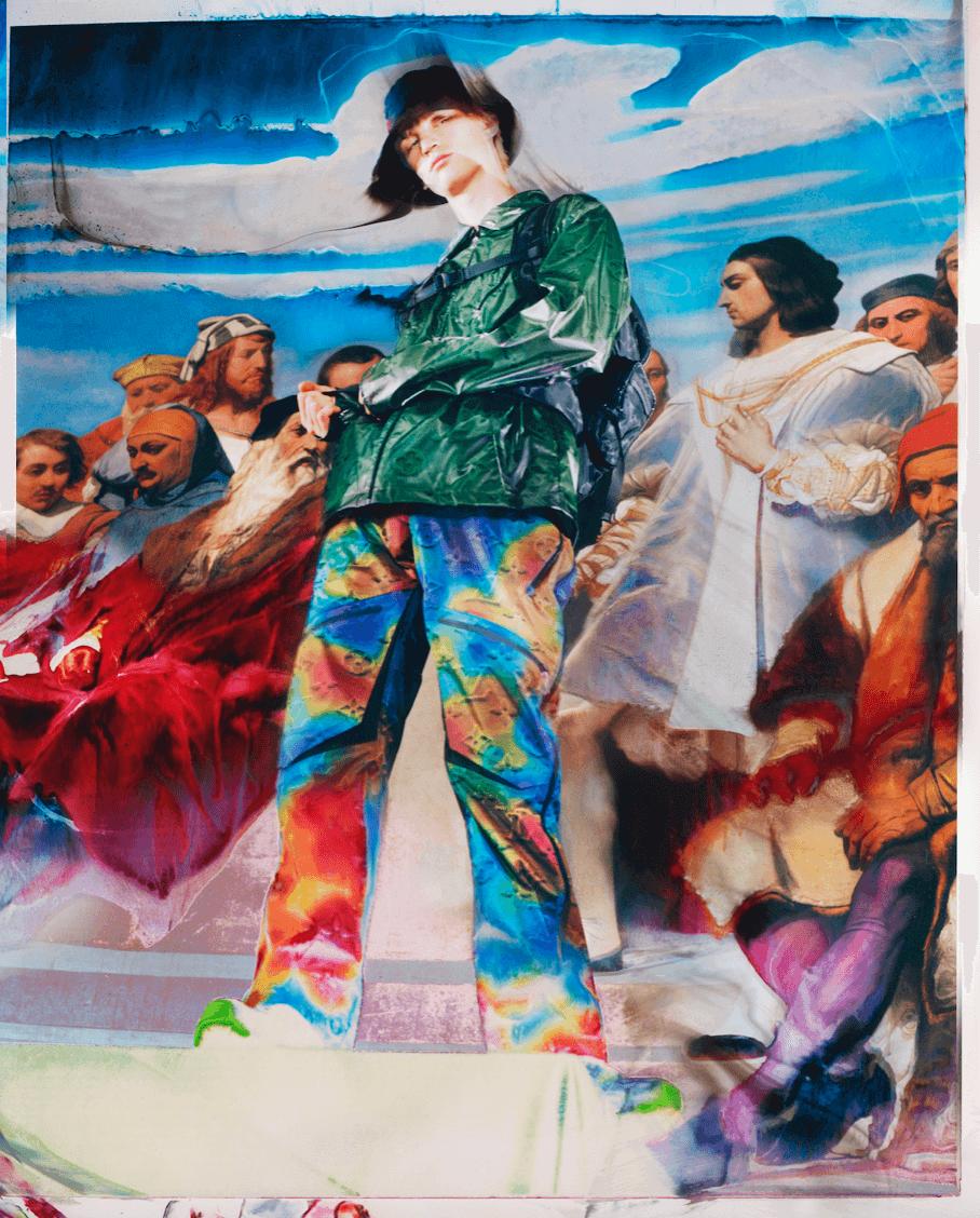 louis vuitton 2054 moda koleksiyon fotoğraflar