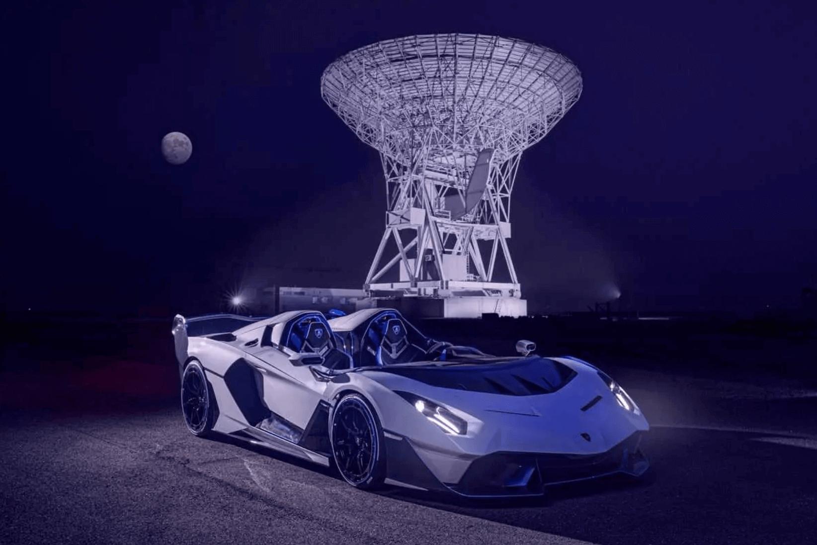 Lamborghini Squadra Corse sc20 bilgi
