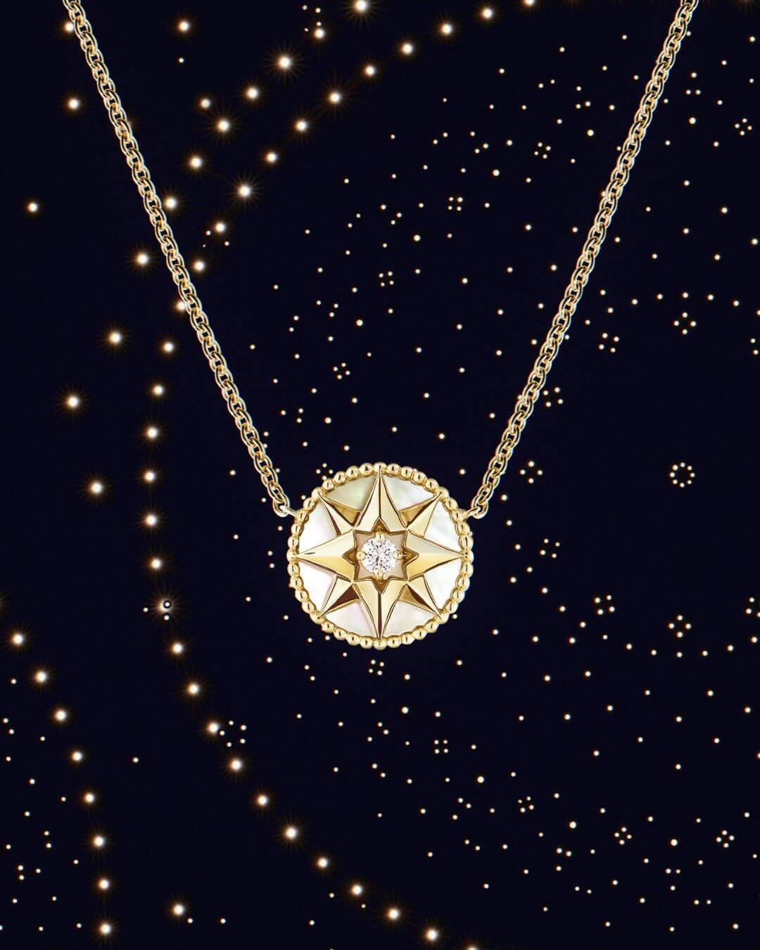 Dior Joaillerie mücevher görseller