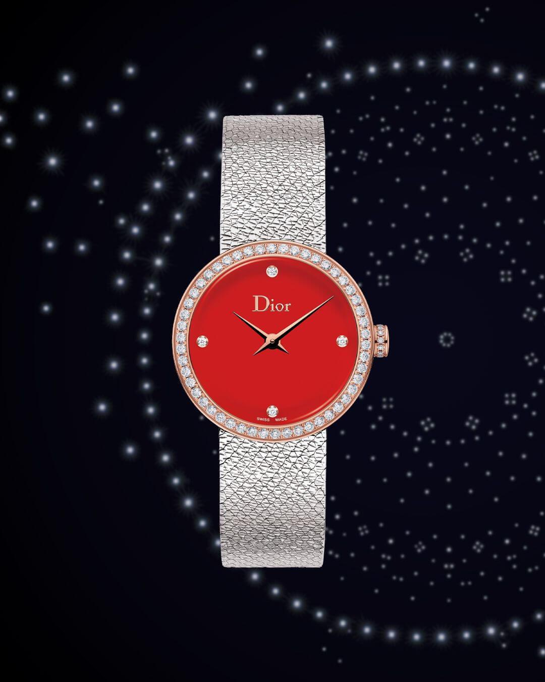 Dior Joaillerie mücevher saat fotoğraf