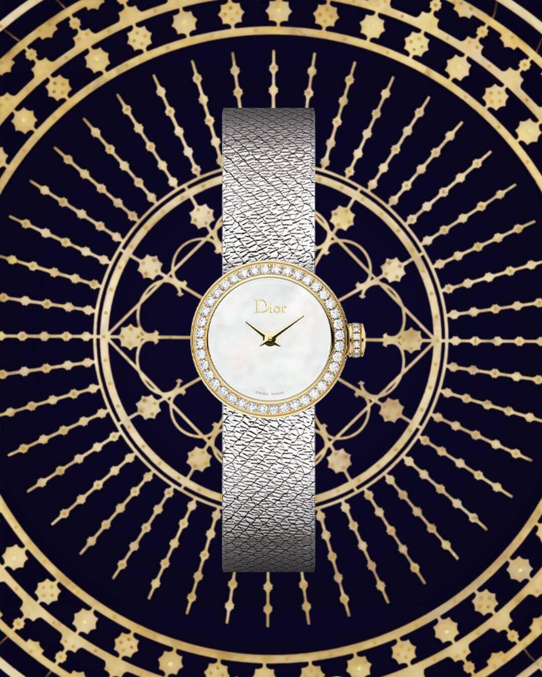 Dior Joaillerie mücevher saat