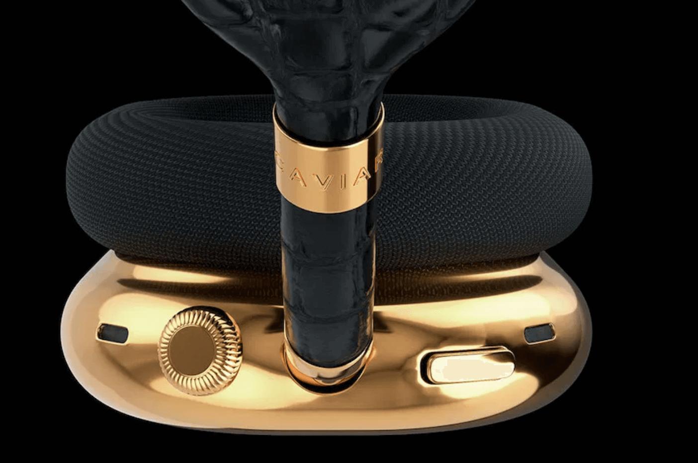 Caviar Airpods Max bilgi