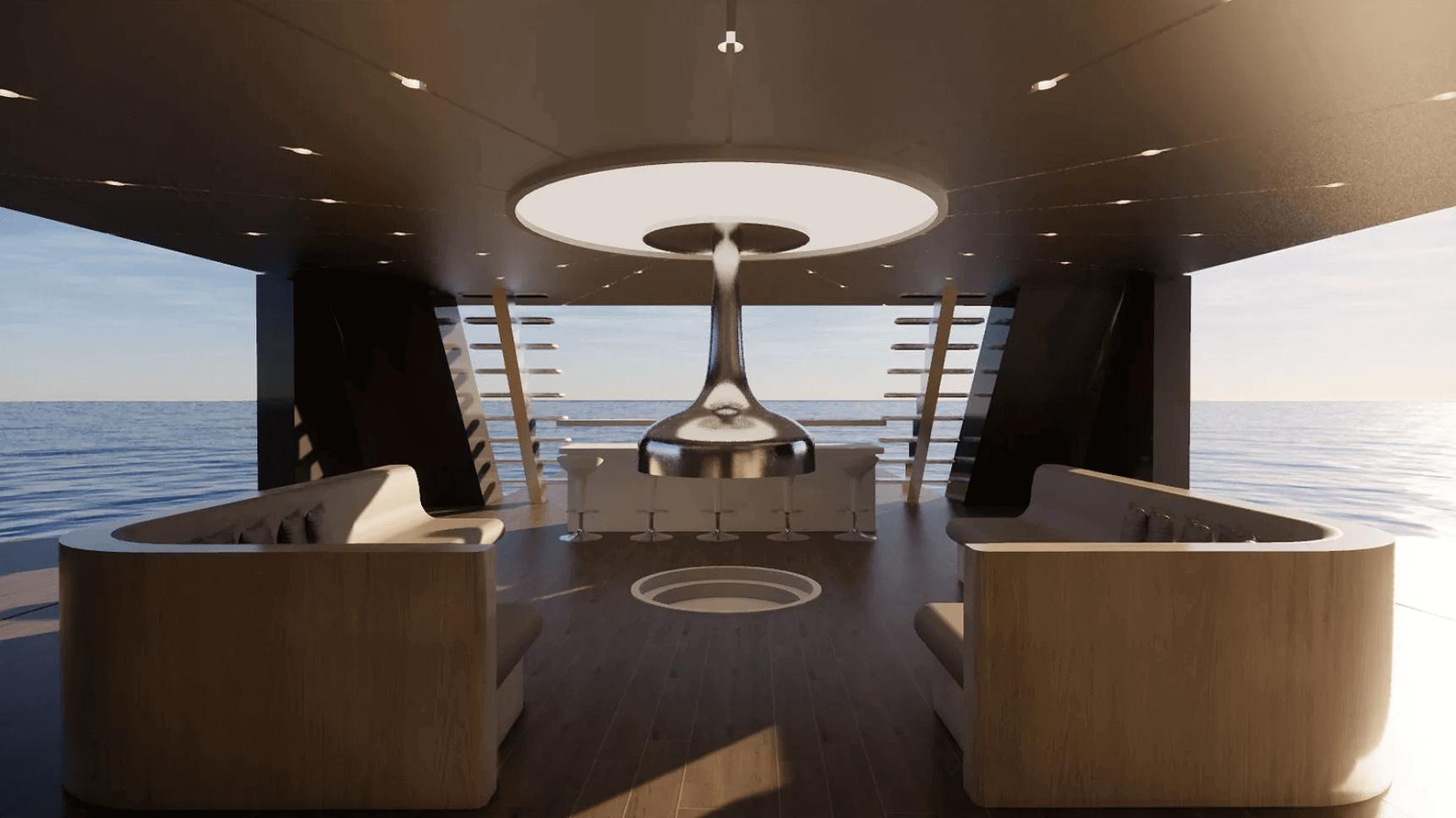 Kyron Design Nzuri süperyat bilgiler