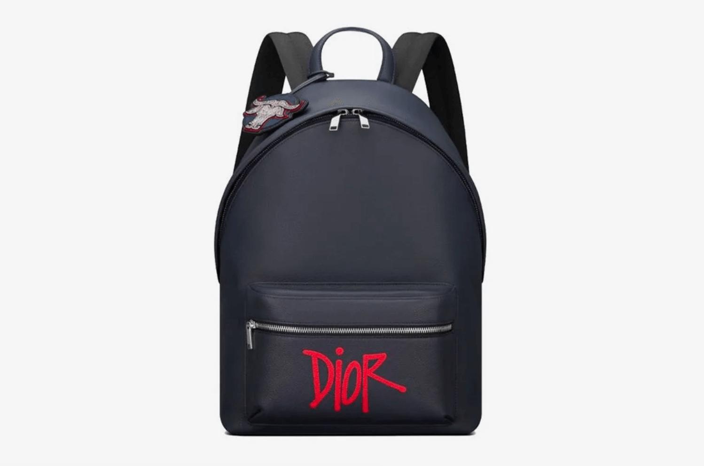 Dior x Stussy çin öküz yılı koleksiyon blog yazı