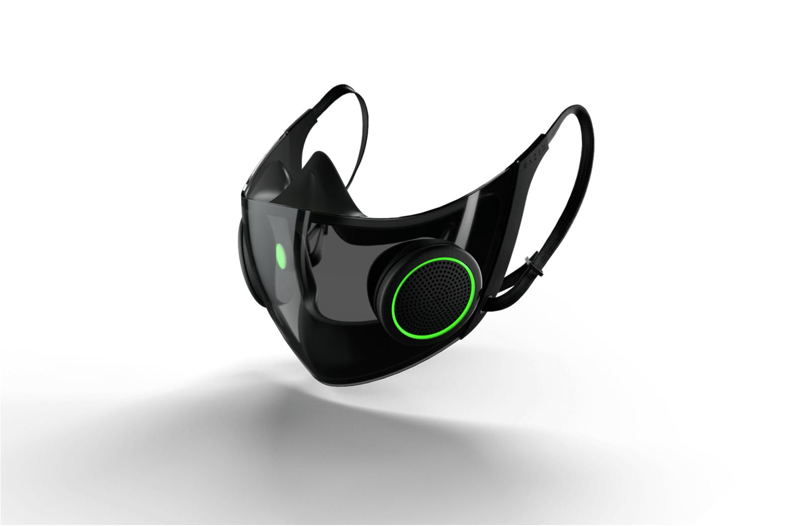 razer project hazel akıllı maske hakkında bilgi